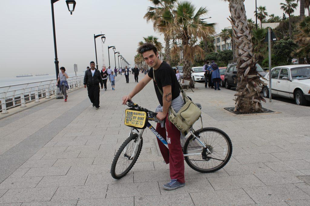 Beirut by Bike