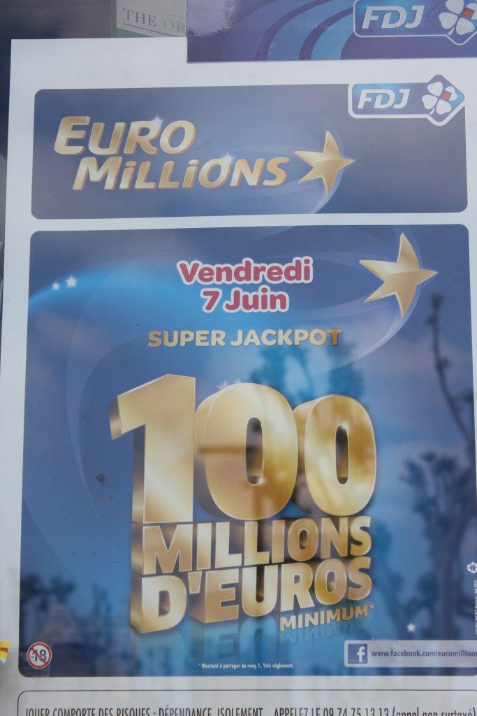 Oradaki Loto 100 milyon Euro dağıtıyor. Meraklısına...