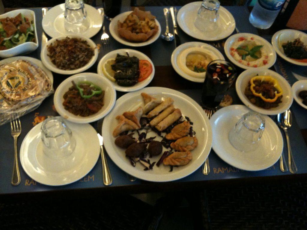 Lubnan-Mutfak