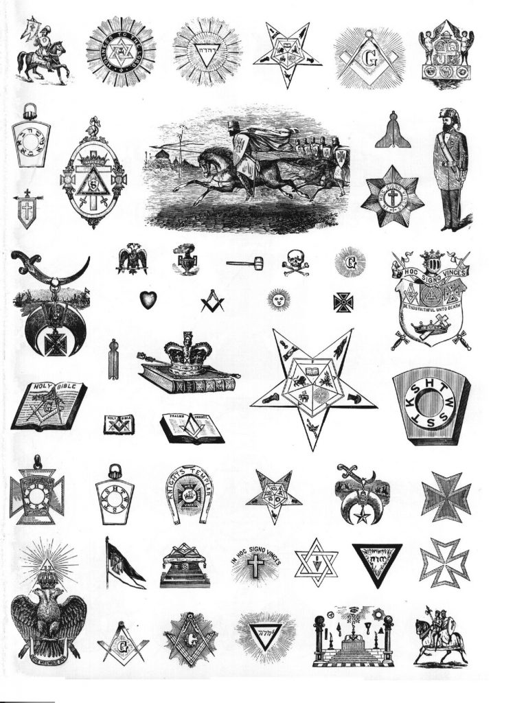 Tapinak-semboller